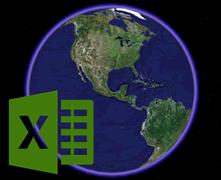 使用Excel轻松实现KML文件转出列表